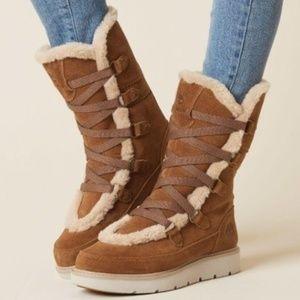 Timberland Kenniston Muk Tall Winter Boot Size 6